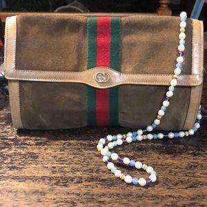 Gucci Shelly Line Bag